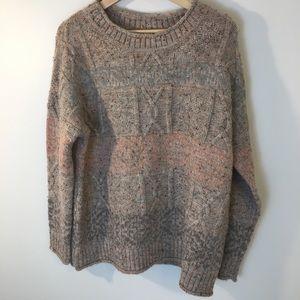 "Sundance ""Lyra Travels"" Oversize Sweater"